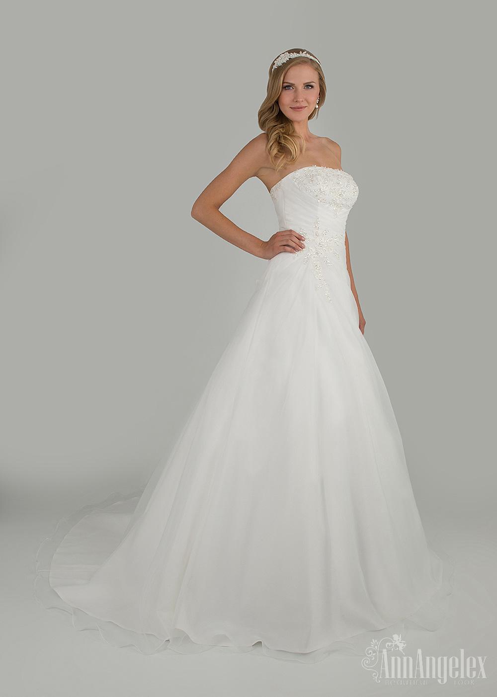 Berühmt Rabatt Kaufen Brautkleider Bilder - Hochzeit Kleid Stile ...